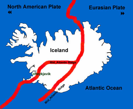 Geography Site Types Of Tectonic Plate Margins