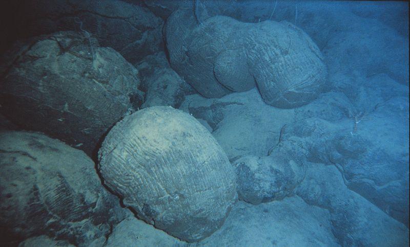 geography site tectonics underwater volcanoes