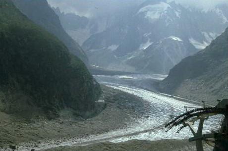 Glacial Deposition: Glacial Moraine